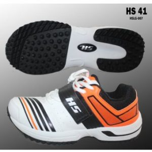 Shoes - HS 41 White/Black/Orange
