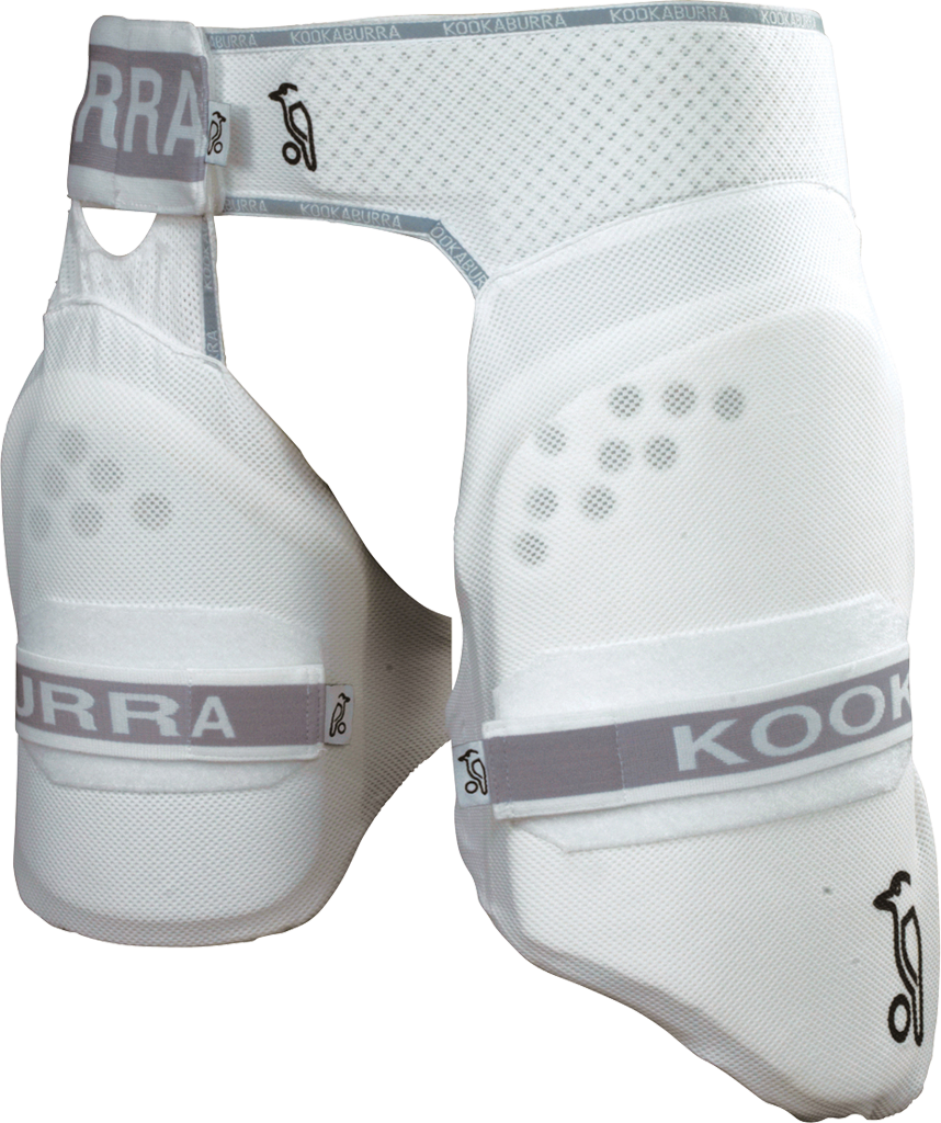 Thigh Guard - Kookaburra Pro Guard Dual-Protector